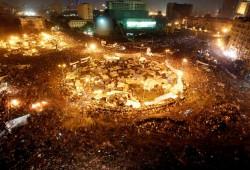 """في الذكرى التاسعة للثورة.. """"#ثوره_الغضب_25"""" يتصدر """"تويتر"""""""