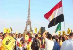 مظاهرات من سيدني وكيب تاون وباريس تطالب برحيل السيسي وعصابته