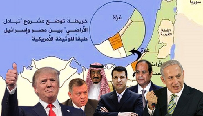 """""""حماس"""": صفقة القرن نكبة جديدة ضد فلسطين.. ومواجهتها واجب على الجميع"""