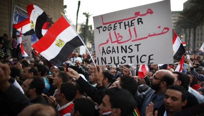 """""""#لازم_نثور_علشان"""" يتصدر.. ونشطاء: الثورة مستمرة"""