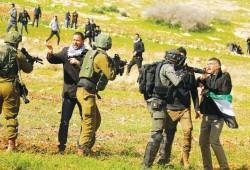"""فلسطين تنتفض ضد """"صفقة القرن"""" والاحتلال يقصف غزة"""