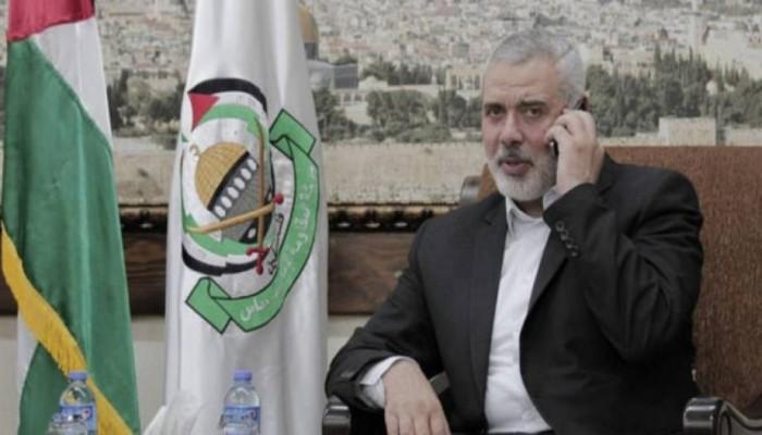 """هنية يبحث مع رئيس الحكومة المغربية مخاطر """"صفقة القرن"""""""
