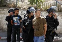اعتقالات بالضفة والقدس.. والحكم على الشيخ رائد صلاح بـ28 شهرًا