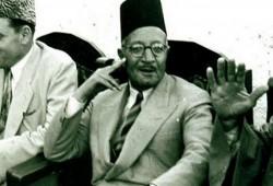 حديث المستشار حسن الهضيبي عن الإمام البنا