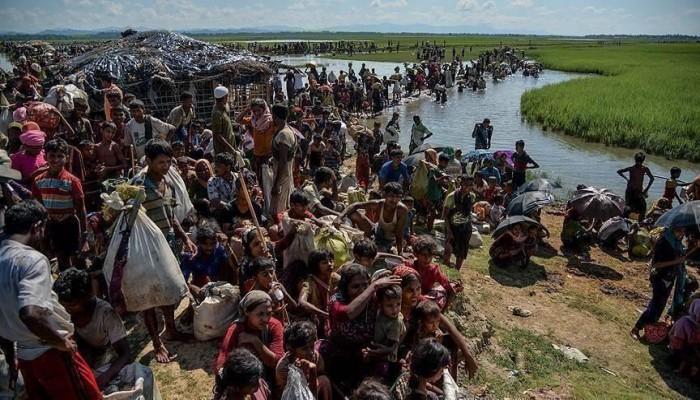 مجزرة جماعية متواصلة ضد الروهنجيا في ميانمار