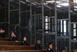 المؤبد لمعتقل والمشدد 15 سنة لـ14 آخرين في أحداث السفارة الأمريكية