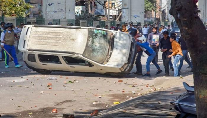 الهند.. مقتل 6 مسلمين وضابط شرطة في اشتباكات بين المسلمين والهندوس
