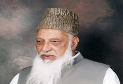وفاة نعمة الله خان أحد رجالات الجماعة الإسلامية في باكستان