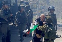 إصابة 268 فلسطينيا بمواجهات مع الجيش الصهيوني في الضفة
