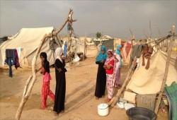 اليمن.. نزوح عشرات الآلاف إلى مأرب إثر تصعيد الجوف