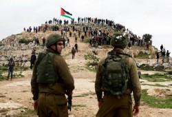 63 مُصابًا برصاص الاحتلال في جبل العرمة و226 صهيونيا يُدنسون المسجد الأقصى