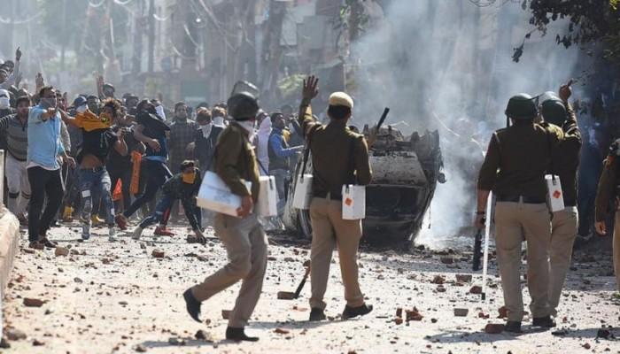 """ردود أفعال دولية """"قلقة"""" حول أسوأ موجة عنف ضد مسلمي الهند"""