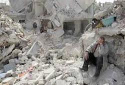 إدلب.. مقتل نازحين بقصف روسي وصور لأقمار اصطناعية تكشف عن حجم الدمار