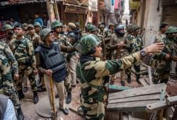 """""""بي بي سي"""" توثق تورط الشرطة الهندية بالاعتداء على المسلمين"""