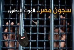 استشهاد 31 معتقلا بسجون الانقلاب فبراير الماضي وتواصل الانتهاكات بحق الحرائر