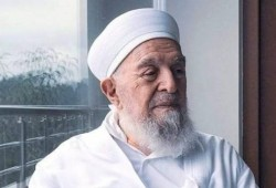وفاة الشيخ عبدالله عثمان أوغلو رئيس وقف الجامع الأخضر بإسطنبول