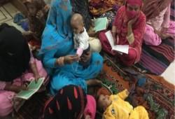 رغم حظر التجوال.. نساء يواصلن الاحتجاجات على قانون الجنسية الهندي