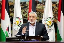 """هنية يطالب السعودية بإخلاء سبيل معتقلين فلسطينيين بعد تفشي """"كورونا"""""""