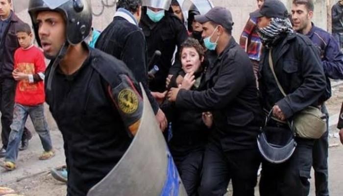 تقرير حقوقي: سلطات الانقلاب اعتقلت أطفالا ومارست التعذيب ضدهم