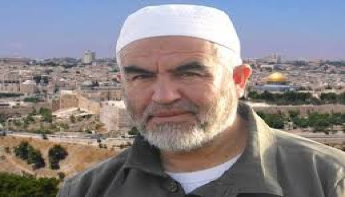 """الاحتلال يؤجل تنفيذ حكم سجن الشيخ رائد صلاح بسبب """"كورونا"""""""