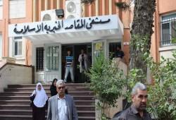 """بإمكانات شحيحة.. مستشفيات القدس تستقبل مصابي """"كورونا"""" مع توقعات بتفاقم الوضع"""