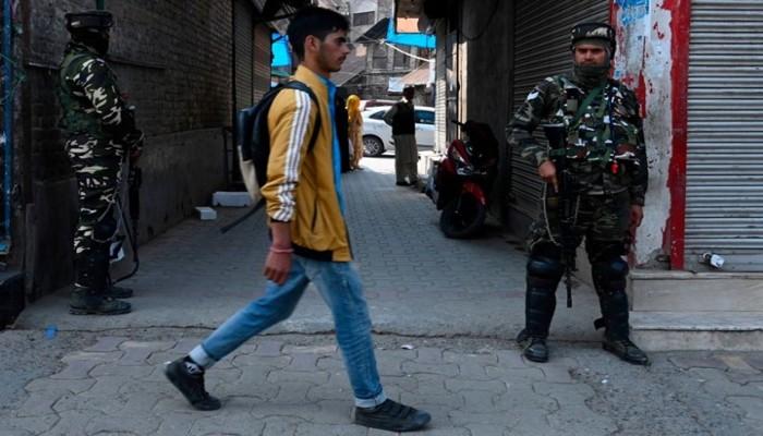 """""""العفو الدولية"""" تطالب الهند بالإفراج عن مسلمي كشمير المعتقلين"""
