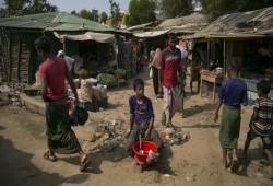 """تحذير حقوقي من خطر انتشار وباء """"كورونا"""" بين مسلمي ميانمار"""
