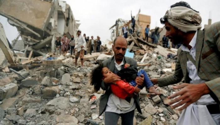 """بينهم أم """"حامل"""".. مقتل 4 مدنيين من أسرة واحدة بقصف سعودي شمالي اليمن"""