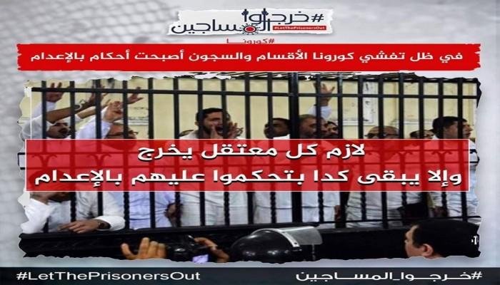 مطالبات حقوقية بالإفراج عن البلتاجي وياسين ووقف الإخفاء القسري للحرائر