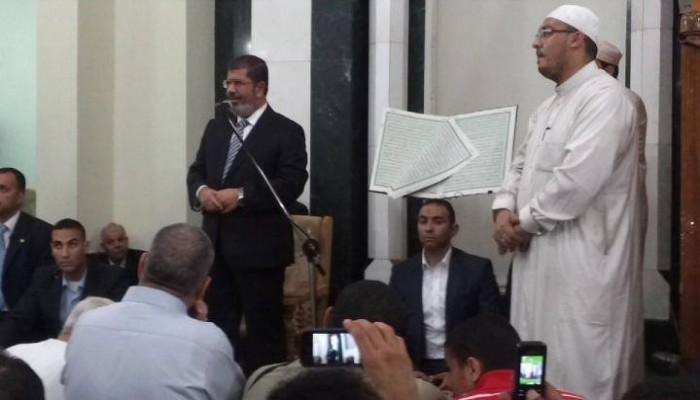 شاهد.. تهنئة الرئيس الشهيد محمد مرسي للأمة بمناسبة شهر رمضان