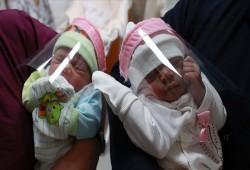 تركيا وتايوان تصنعان أقنعة لحماية حديثي الولادة من كورونا