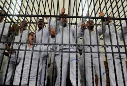 """منظمات حقوقية: استبعاد سجناء الرأي من """"العفو"""" يعكس نية الانقلاب التنكيل بمعارضيه"""