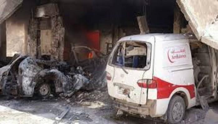 تقرير حقوقي: مقتل 855 من الكوادر الطبية في سورية منذ 2011