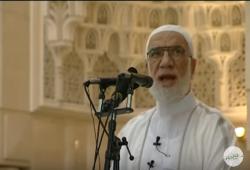 وما أدراك ما ليلة القدر.. خطبة جمعة للداعية د. عمر عبدالكافي