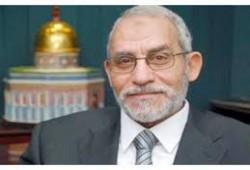 """تأجيل محاكمة المرشد العام و70 آخرين في هزلية """"قسم شرطة العرب"""""""