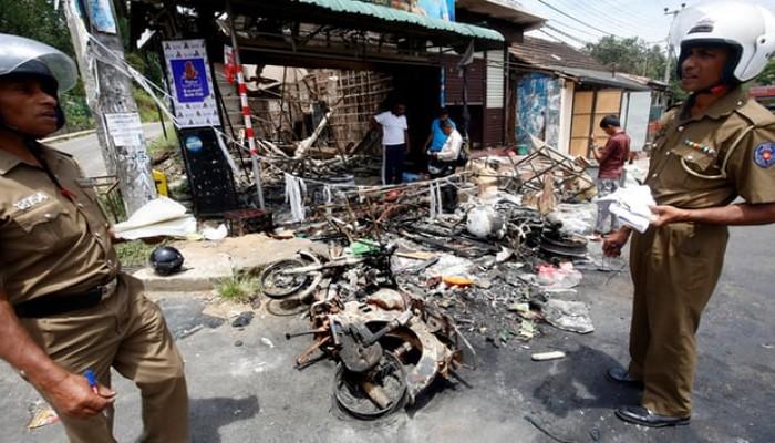 """""""فيسبوك"""" تعتذر عن دورها في زيادة العنف ضد مسلمي سريلانكا"""