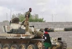 قوات الوفاق تسيطر على قاعدة الوطية الاستراتيجية بعد انسحاب ميليشيات حفتر