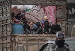 271 ألف نازح من إدلب وحلب عادوا لمناطقهم بسوريا