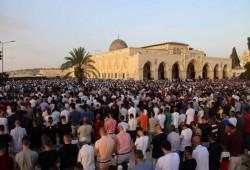اوقاف القدس تقرر اعادة فتح المسجد الأقصى بعد عيد الفطر
