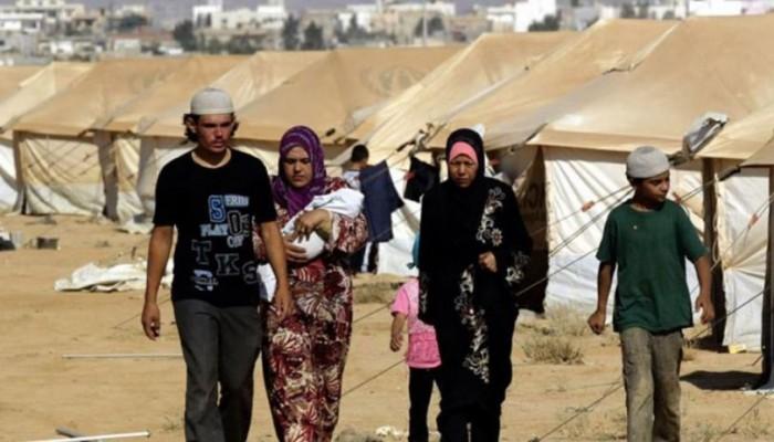 32 لاجئًا من أبناء مخيم حندرات مغيبون قسريًا في السجون السورية