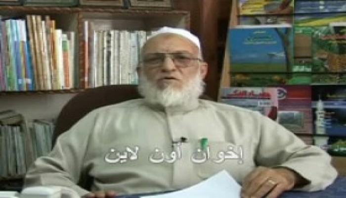 ورحل الحاج عبدالمنعم قابيل.. المجاهد المجهول