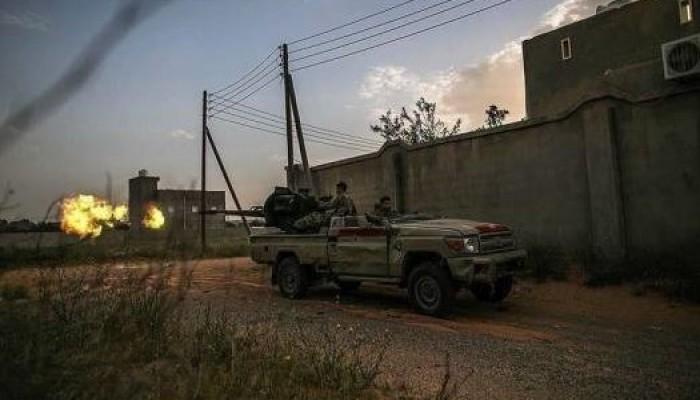 تدمير عدة مراصد وآليات تابعة لحفتر.. وطائرات عسكرية ترحّل مرتزقة روس
