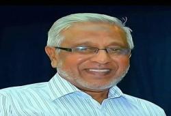 وفاة مدير الجامعة النظيمية الإسلامية بسريلانكا