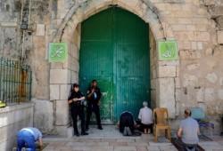 إعادة فتح أبواب المسجد الأقصى أمام المصلين الأحد المقبل