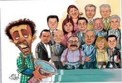 أبرز شائعات روّجتها أذرع الثورة المضادة على الرئيس الشهيد محمد مرسي