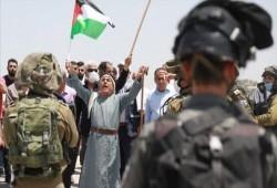 """""""حماس"""" تدعو الشعب الفلسطيني لثورة في كل مكان لإفشال خطة الضم الصهيوني"""