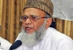 """عزاء """"الإخوان المسلمون"""" في وفاة أمير الجماعة الإسلامية السابق بباكستان"""