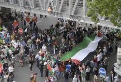 احتجاجات بإيطاليا وفرنسا رفضا لمشروع الضم الصهيوني