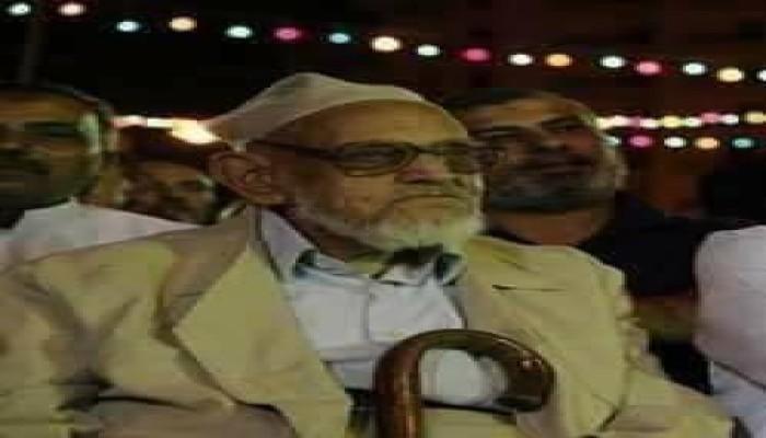 """عزاء """"الإخوان المسلمون"""" في وفاة الحاج محمود حامد غزال.. من الرعيل الأول للجماعة"""