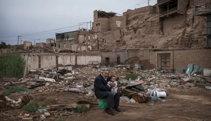 ناشطة تعلق على بيان الخارجية الأمريكية: الإيغور يتعرضون لهولوكوست جديد
